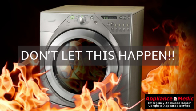 DRYER FIRE SAFETY TIPS
