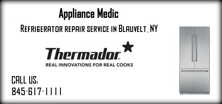 thermador refrigerator repair